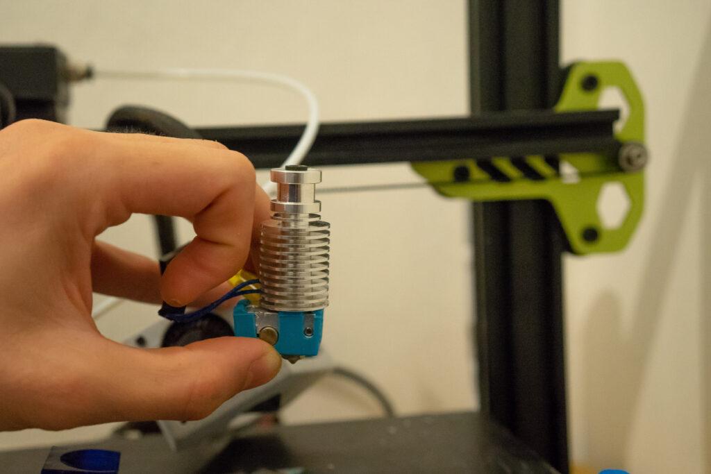 e3d V6 installation