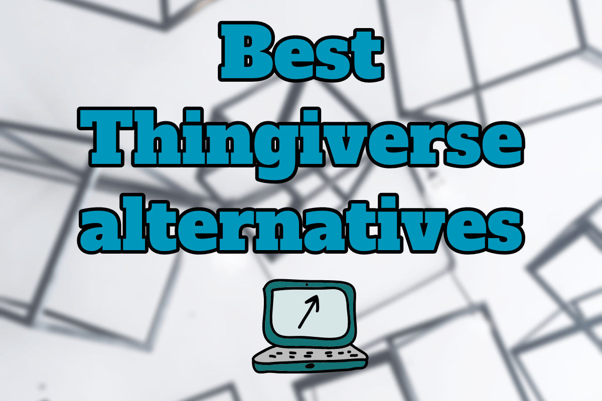 best thingiverse alternatives